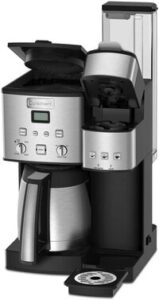 Cuisinart SS-20 Coffee Center Review - Design
