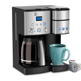 Cuisinart SS-20 Coffee Center review - Single Serve and Carafe