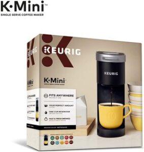 Keurig K Mini review - Contents