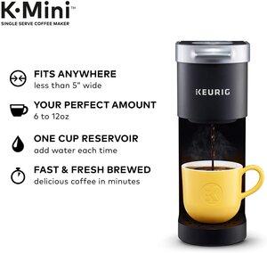 Keurig K Mini coffee maker review - Features