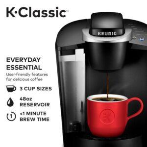 Keurig K Classic coffee maker value