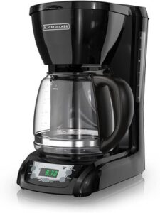 Black+Decker 12 Cup Programmable Coffee Maker review