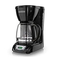 Black & Decker Programmable 12 Cup Coffee Maker review