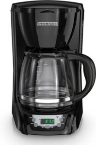 Black & Decker 12-Cup Programmable Coffee Maker reviews