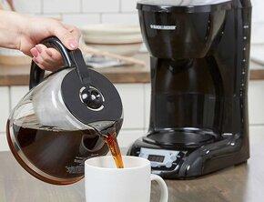 Black+Decker 12 Cup Programmable Coffee Maker review - Pour