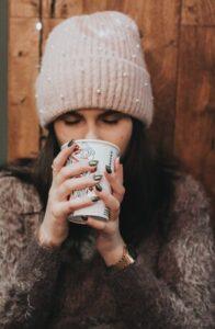 Coffee Maker Girl