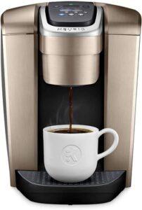 Keurig K Elite coffee maker review