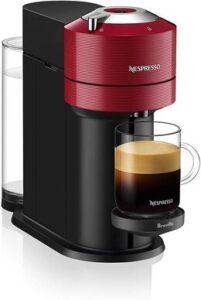 Nespresso Vertuo Next coffee and espresso machine review - Appearance