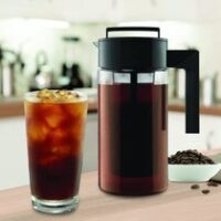 Takeya Deluxe cold brew coffee maker reviews