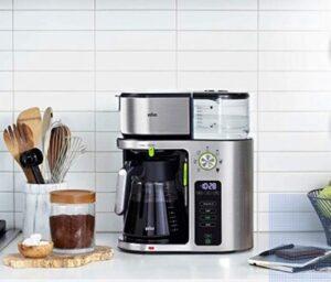 Braun Multiserve Coffee Maker review