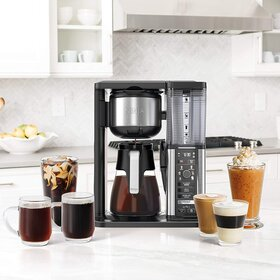 Ninja Specialty Coffee Maker Review - Drinks