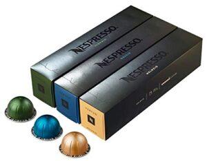 Nespresso Vertuo Next coffee and espresso machine review - Vertuo pods